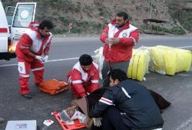 فعالیت ۷۵۰ کانون جوانان جمعیت هلال احمر در استان