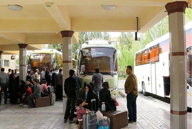 181 هزار مسافر نوروزی از پایانه های شهرداری اصفهان جابجا شدند