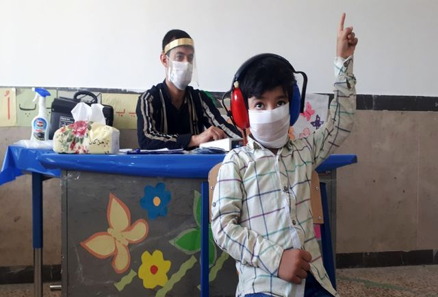 سلامت جسمانی وآمادگی تحصیلی 27 هزار نوآموز کردستانی سنجش شد