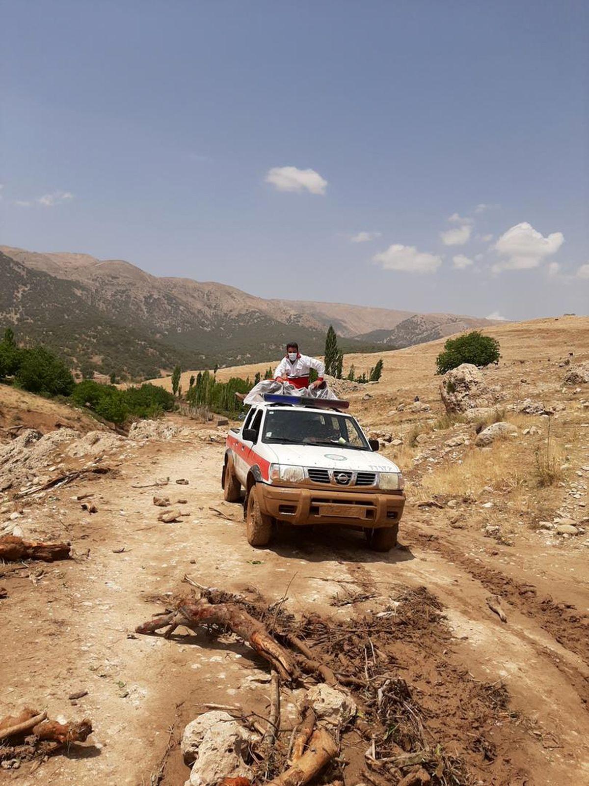 امدادرسانی به بیش از 3 هزار سیلزده/  15 استان کشور درگیر سیل است