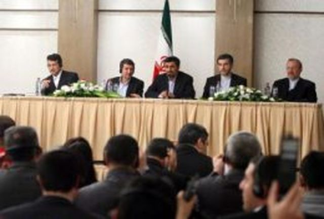 ایران ناتو را خطری برای خود نمیداند