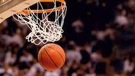 تمرینات تیم ملی بسکتبال برای حضور در المپیک