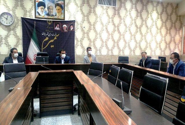 مشارکت آبفا و بسیج سازندگی برای اصلاح شبکه آب روستاهای اصفهان