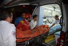 سقوط وحشتناک خودرو از روی پل/آمار جان باختگان و مصدومین به 6 نفر رسید