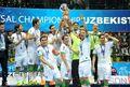 تیم ملی فوتسال ایران صدرنشین قاره کهن/ شاگردان ناظم الشریعه در رده ششم جهان قرار گرفتند