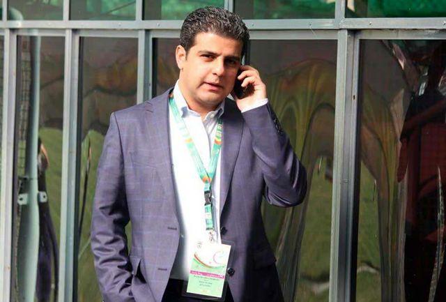 خمارلو: اعتراض رسمی باشگاه پرسپولیس به سازمان لیگ ارسال میشود