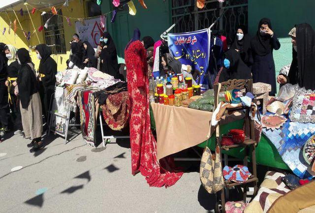 جشنواره بومی محلی دا با ویژه برنامه های آیینی ری برگزار شد