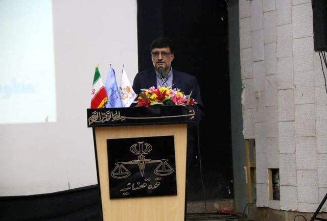 اختتامیه دومین جشنواره رسانه های برتر( قلم وعدالت) در کرمان برگزار می شود