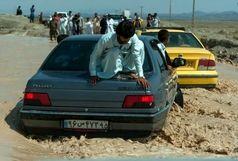 فوت یک کودک و گرفتاری 15 روستای جنوب سیستان و بلوچستان در سیلاب