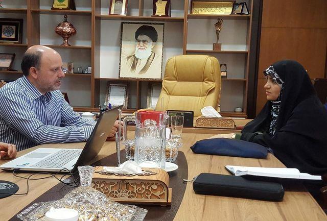 جزییات اقدامات مرکز پژوهشی کیفیت و بهرهوری در زیرساخت دانشگاه یزد