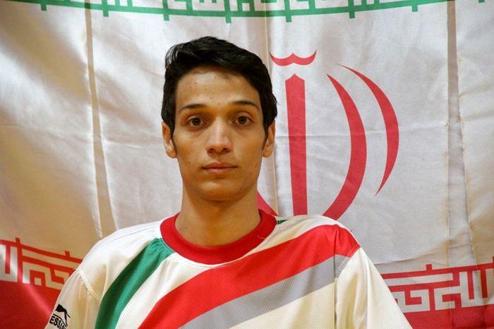 عباس مرادیزاده، قهرمان چرخ چمنی جهان شد