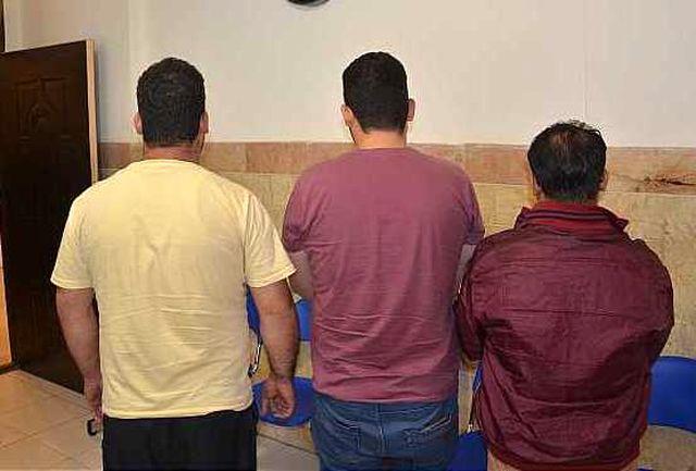 کلاهبرداران 13 تن برنج در رودبار دستگیر شدند