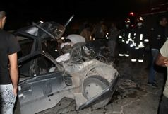 آخرین آمار جان باختگان و مصدومین تصادف شدید در آذربایجان شرقی