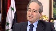 دیدار وزیران امور خارجه سوریه و مصر بعد از ۱۰ سال