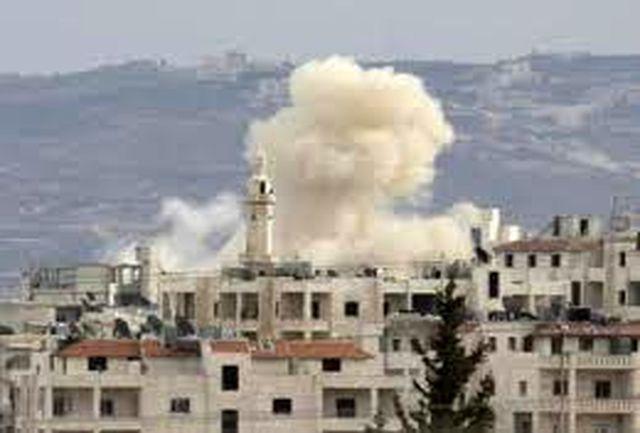 جنایت جدید  آمریکا در دیرالزور سوریه با ۳۰ کشته و دهها زخمی