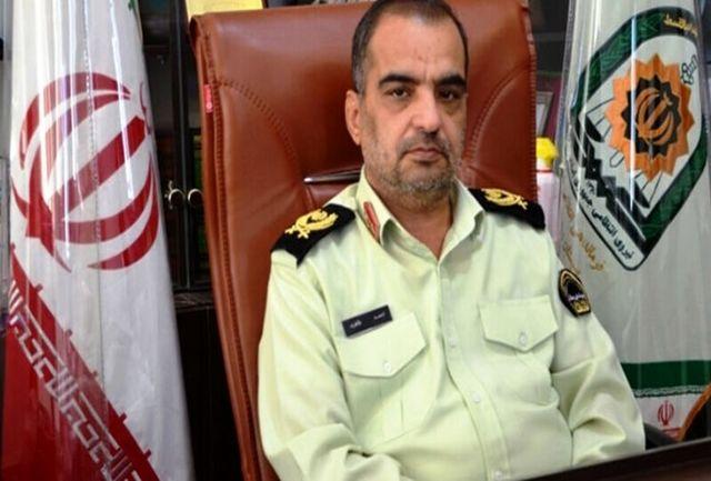 کشف محموله 20میلیاردی موتور کولرگازی قاچاق در ایرانشهر