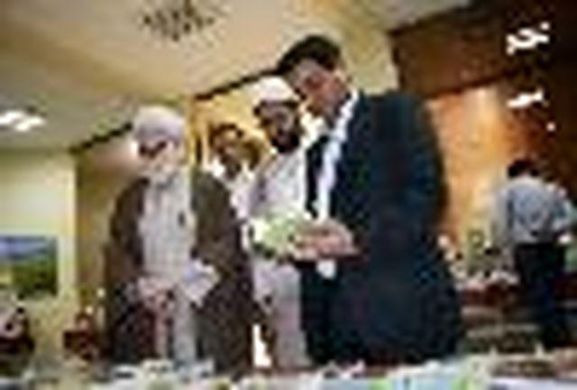 برگزاری نمایشگاه قرآن در سازمان جهاد کشاورزی هرمزگان