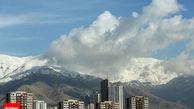 بارشهای پراکنده در بیشتر استانهای کشور/ورزش باد شدید در تهران