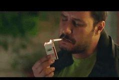 در سینما استعمال دخانیات ممنوع نیست!