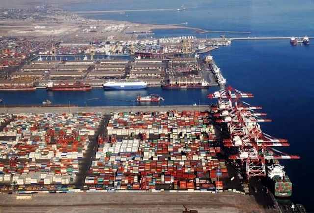 صادرات بیش از 40 هزار تن کالا از گمرک منطقه آزاد قشم