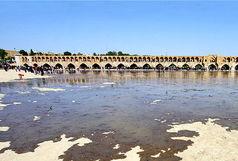صدای قدم های رود/ زاینده رود به اصفهان رسید
