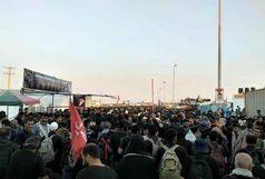  تردد بیش از ۵ میلیون و ۶۰۰ هزار زائر اربعین از مرز مهران