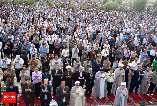 زمان و مکان اقامه نماز عید سعید فطر در سیستان و بلوچستان اعلام شد