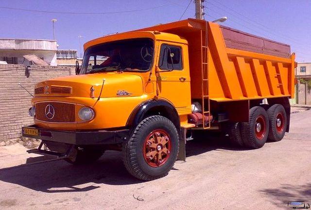 بی احتیاطی منجر به مرگ راننده کامیون شد