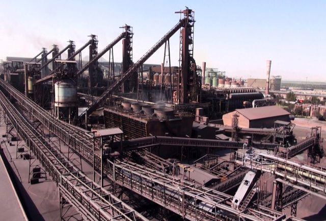 تولید 700 هزار تن تختال ماهانه؛ گام بلند فولاد مبارکه برای افزایش تولید و تامین نیاز کشور
