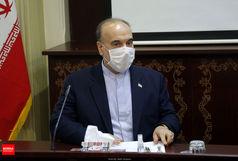 مجلس نهادی برآمده از دل ملت شریف ایران است