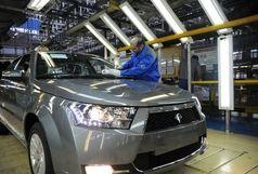 افزایش ۱۰۰ هزار دستگاهی تولید ایران خودرو