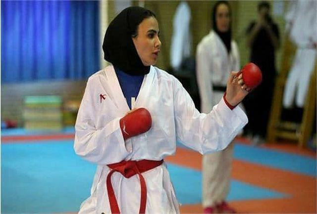 سارا بهمنیار سهمیه المپیک خود را قطعی کرد