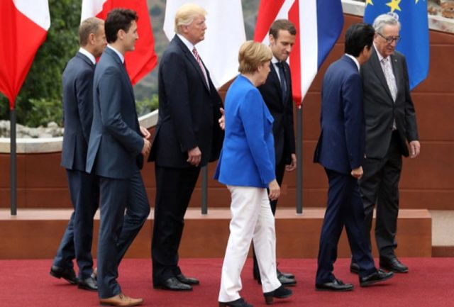 گزارش گاردین از آمادگی اروپا برای دور زدن تحریمهای آمریکا
