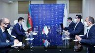 دیدار سفیر ایران با رئیس هیات مدیره آژانس توسعه آذربایجان
