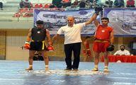 زابل قهرمان رقابتهای ووشو سیستان و بلوچستان شد