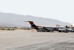 باند دوم فرودگاه کرمان ۹۵ درصدی پیشرفت فیزیکی دارد