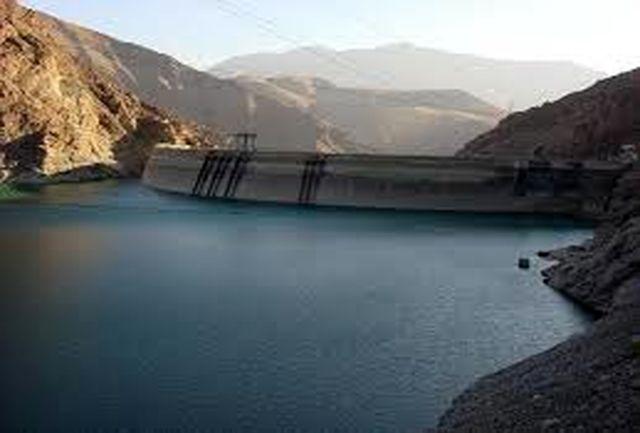60 درصد مخزن 95 سد بزرگ کشور خالی است