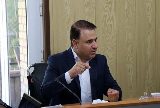 بوستان 500 هزارمترمربعی خضرنبی امسال تکمیل میشود