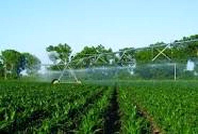 ۲۸ هزار هکتار شبکه آبیاری در اراضی کشاورزی اردبیل اجرامیشود