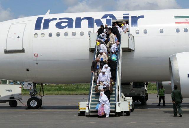 آغاز عملیات بازگشت حجاج ایرانی از فردا