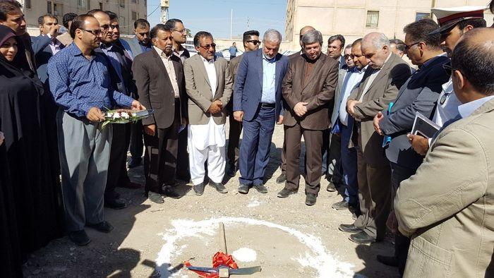 ساخت نخستین مدرسه اوتیسم سیستان و بلوچستان در زاهدان آغاز شد