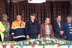 اجرای طرح انتظامی ترافیکی زمستانی سال 97 با شرکت دستگاه های امداد رسان