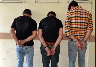 دستگیری باند ۳ نفره سارقان اماکن خصوصی و مشاعات ساختمانی