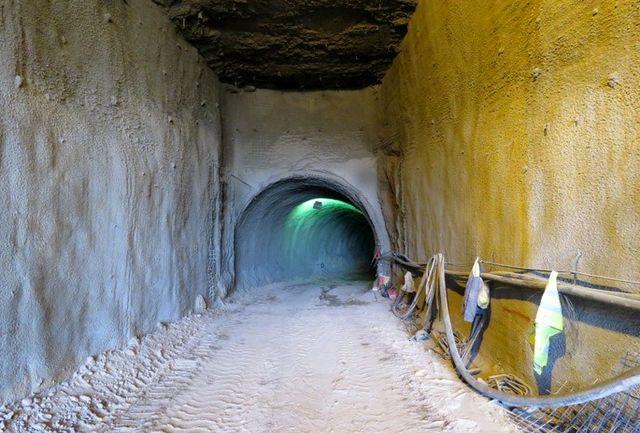 حادثه مترو قم تلفات نداشت/نجات جان یک نفر در زیر آوار