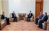 اسد: تحریم اقتصادی سوریه نتیجه شکست نظامی و امنیتی متجاوزان است