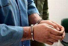 سارق لوله های نفت در گچساران دستگیر شد