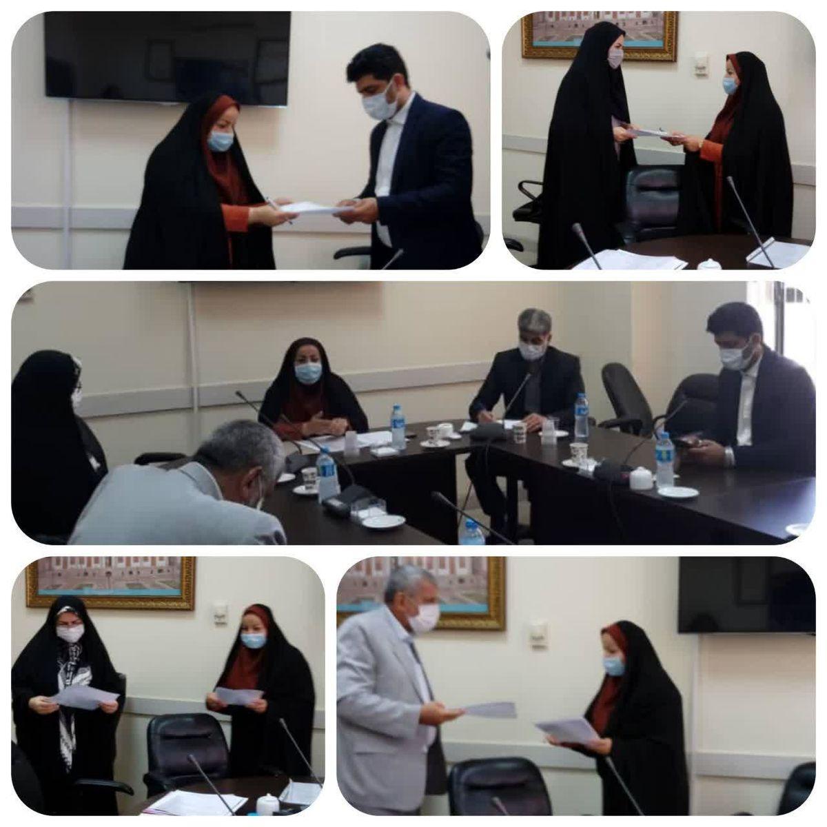 اعضا مرکز هماهنگی مشارکت های مردمی مبارزه با کرونا در گلستان منصوب شدند