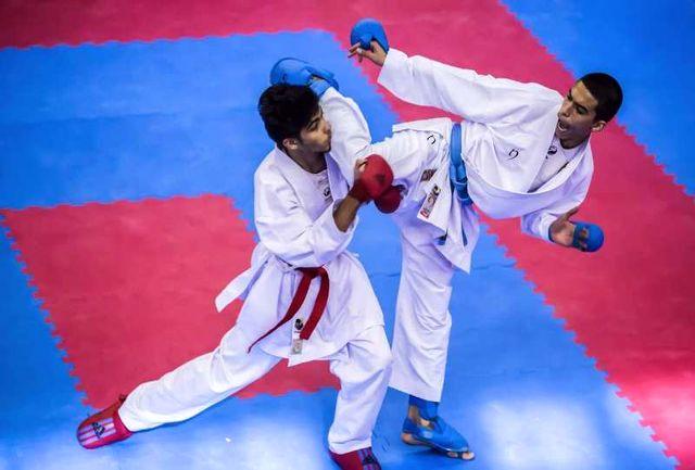 پنج کاراته کای سیستان و بلوچستان به اردوی تیم ملی دعوت شدند