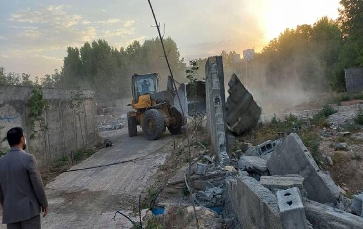"""آزادسازی 37 هکتار از اراضی تغییر کاربری یافته """"کردان"""""""