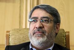 وزیر کشور فرمانداران 9 شهرستان را منصوب کرد
